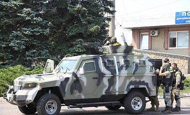 На въездах в Киев появятся снайперы