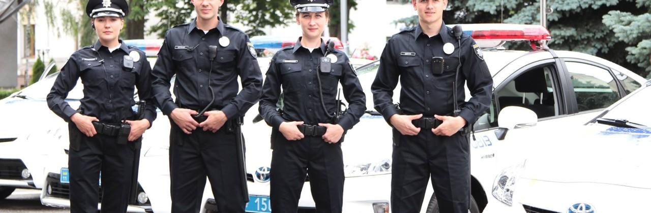 Наступного тижня стартує набір до патрульної поліції Луцька