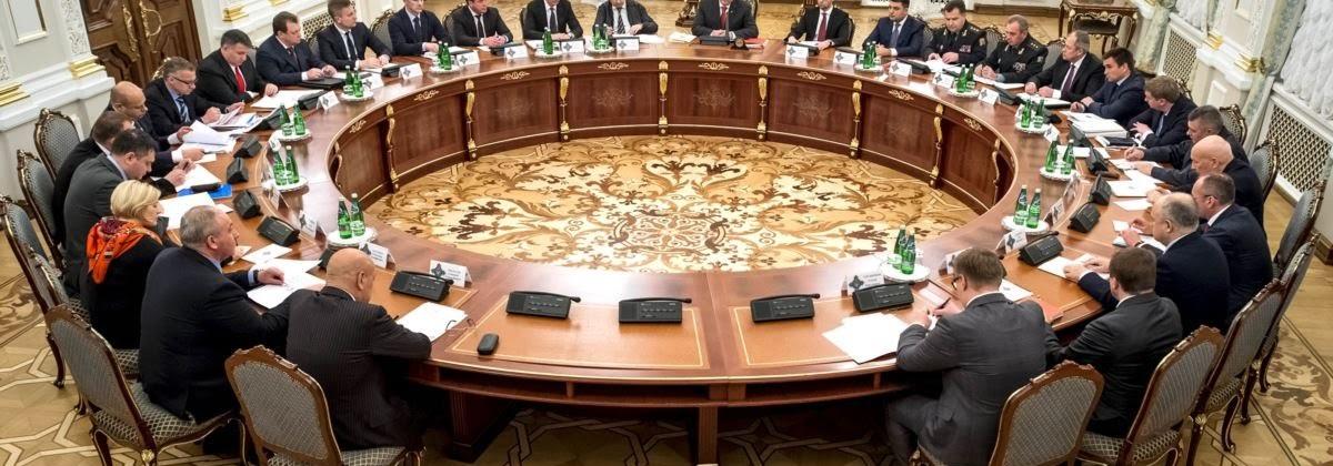 Глава держави ввів у дію рішення РНБО щодо захисту майнових прав України у зв'язку з тимчасовою окупацією частини території